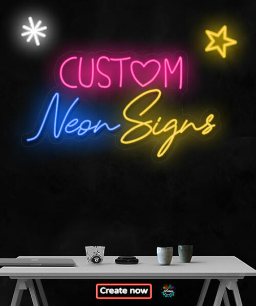 CREATE YOUR OWN SIGNS