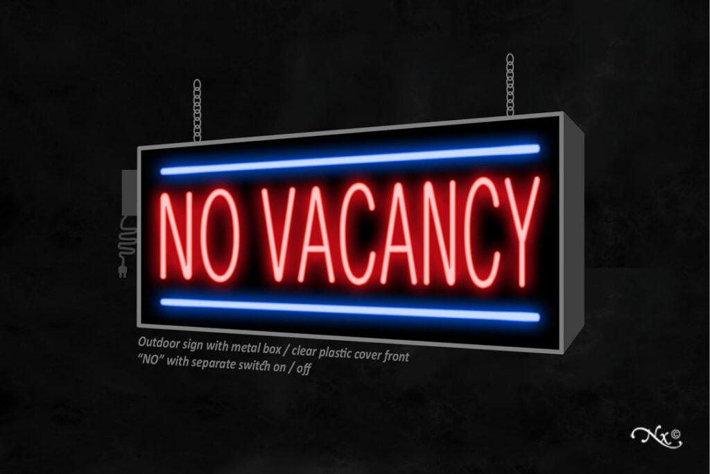 LFD002 No Vacancy 1